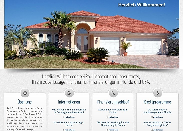 Paul International Consultants - Frankfurt, Miami, Ft. Lauderdale