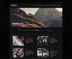 026 responsive-template